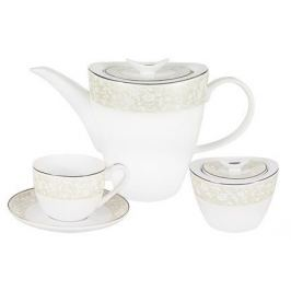 Чайный набор Донателла, 14 пр. AL-20171101_14-E10 Anna Lafarg