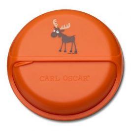 Ланч-бокс для перекусов SnackDISC Moose, оранжевый 108407 Carl Oscar