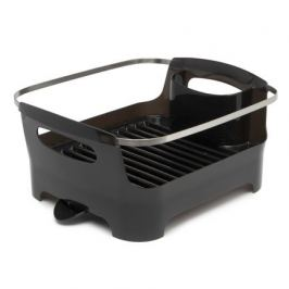 Сушилка для посуды Basin, 40х33.5х17.9 см, черная 1012934-582 Umbra