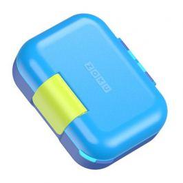 Ланч-бокс Neat Bento малый, 18.7х15х7.1 см, голубой ZK312-BL Zoku