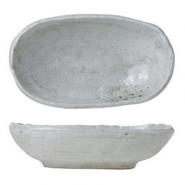 Чаша Dolmen, 19 см, серая 6624019 Roomers