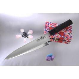 Нож для тонкой нарезки Zen, 21 см, сталь VG-10, 3 слоя FD-569 Tojiro