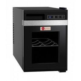 Шкаф для подготовки вина к подаче Vinosphere, монотемпературный, 6 бутылок VN6K La Sommeliere