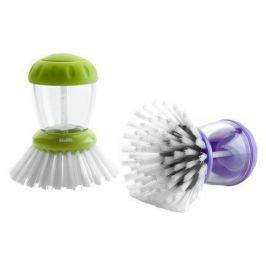 Щетка для мытья посуды с емкостью для моющего средства Eco 735800 Ibili