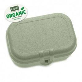 Ланч-бокс Pascal S Organic, 6x15.2x10.7 см, зеленый 3158668 Koziol