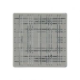 Квадратное блюдо Square, 28х28 см, серое 101451 Nachtmann