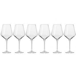 Набор бокалов для красного вина Авангард (490 мл), 6 шт KRO-F579917049038600-6 Krosno