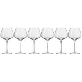 Набор бокалов для красного вина Винотека. Бургундское (850 мл), 6 шт KRO-F076143085012020-6 Krosno