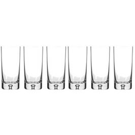 Набор стаканов для воды Легенда (300 мл), 6 шт KRO-F486137030060B50-6 Krosno