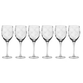Набор бокалов для красного вина Романтика (320 мл), 6 шт KRO-F073346032020020-6 Krosno