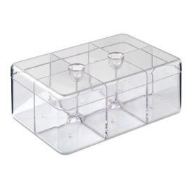 Контейнер для чайных пакетиков прямоугольный, 21.7х14.8х8.5 см MEP-68150-53100 Mepal