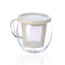 Кружка Mio (0.35 л), белая 22775 Kinto