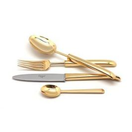 Набор столовых приборов Carre gold, 72 пр. 9131-72 Cutipol
