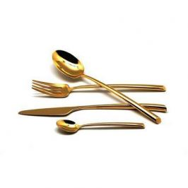 Набор столовых приборов Mezzo gold, 72 пр. 9301-72 Cutipol