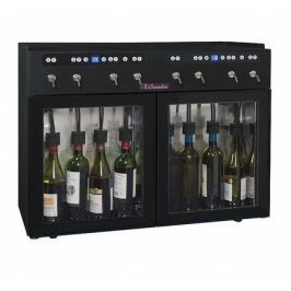 Диспенсер для розлива вина на 8 бутылок DVV8 La Sommeliere
