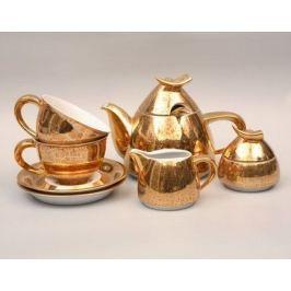 Чайный сервиз на 6 персон, 15 пр. 52160728-2252k Rudolf Kampf