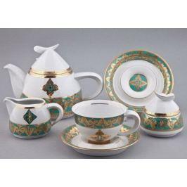 Чайный сервиз на 6 персон, 15 пр. 52160728-2297k Rudolf Kampf