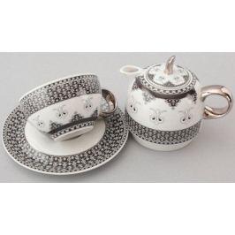 Чайный набор на 1 персону, 3 пр. 42140825-2115k Rudolf Kampf