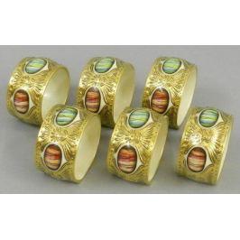 Набор колец для салфеток, 6 шт 07114612-2020 Rudolf Kampf