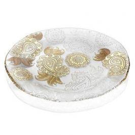 Блюдо широкое плоское Pashmina Gold, 37 см 8134.3 IVV