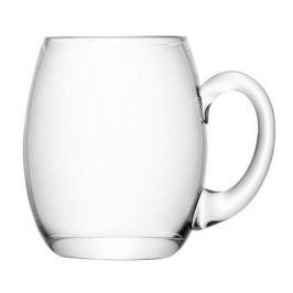 Кружка для пива высокая округлая Bar (500 мл), 12х13 см G1026-18-991 LSA International