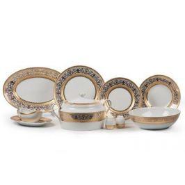 Сервиз столовый Mimosa Didon Or, 25 пр. 539825 1645 Tunisie Porcelaine
