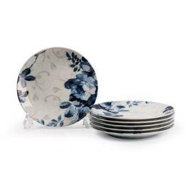 Тарелка десертная Monalisa Jardin Bleu, 21 см 729106 1780 2 Tunisie Porcelaine