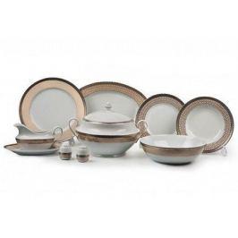 Сервиз столовый Tanit Victoir Platine, 25 пр 539827 1489 Tunisie Porcelaine