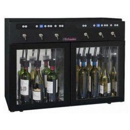 Диспенсер для розлива вина на 6 бутылок DVV6 La Sommeliere