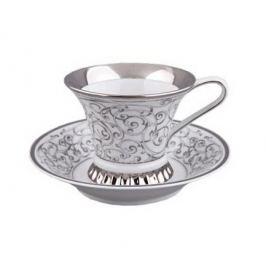 Чашка высокая Byzantine (0.20 л) с блюдцем 57120415-C936k Rudolf Kampf