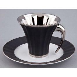 Чашка Ancient Egypt (0.20 л) с блюдцем 61120415-2110k Rudolf Kampf