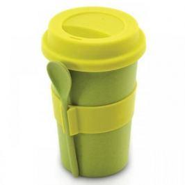 Кружка для кофе с ложкой CooknCo (500 мл), салатовая 2800055 BergHOFF