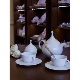 Чайный сервиз Zauberflote на 6 персон, 14 пр. RS1306 Rosenthal