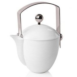 Чайник, кофейник Hemisphere Satin White (1 л) JLC1108 J.L. Coquet