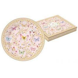 Тарелка десертная Majestic, 19 см, розовая, в подарочной упаковке EL-R1358_MAJB Easy Life (R2S)