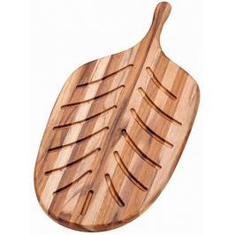 Доска для хлеба Canoe, 48.3х22.9х1.3 см TH701 TeakHaus