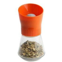 Мельница для специй Tip Top Orange, 12.5 см, оранжевая 11102 T&G