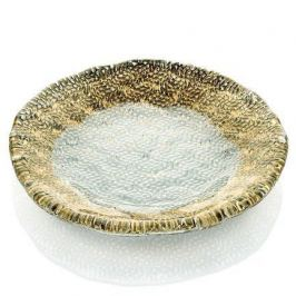 Тарелка Tricot, 15 см, золотая 7903.2 IVV