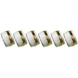 Набор колец для салфеток Соната Изящное золото, 6 пр. 07164612-1239 Leander