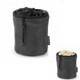 Мешок для прищепок, 15х17 см, черный 105760 Brabantia