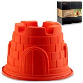 Форма башня, 20х14 см, красная, в подарочной упаковке SFT321 Silikomart