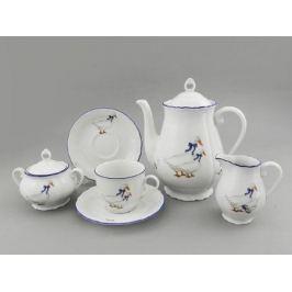 Сервиз кофейный Верона Кантри, 15 пр. 67160714-0807 Leander