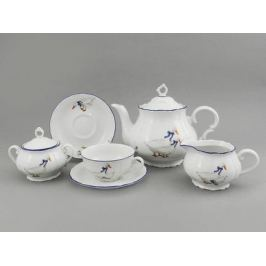 Сервиз чайный Верона Кантри, 15 пр. 67160725-0807 Leander