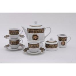 Сервиз чайный Сабина Версаче Классик, 15 пр. 02160725-172B Leander