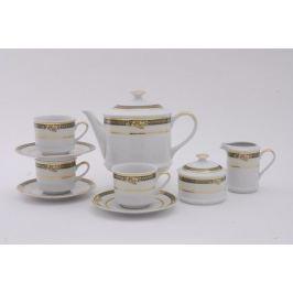 Сервиз чайный Сабина Золотые фрукты, 15 пр. 02160725-0711 Leander