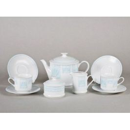 Сервиз чайный Сабина Голубой узор, 15 пр. 02160725-242C Leander