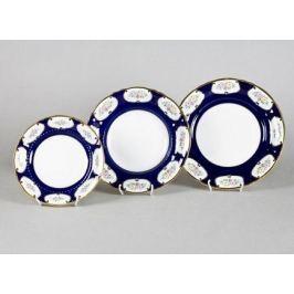 Набор тарелок Соната Элегантный орнамент, 18 пр. 07160119-0419 Leander