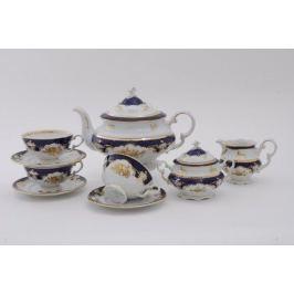 Сервиз чайный Соната Золотой узор, 15 пр. 07160725-1457 Leander