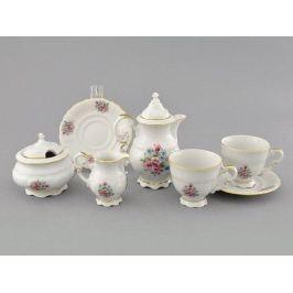 Подарочный набор кофейный мокко Соната Весенние цветы Тет-а-тет 07140743-0013 Leander