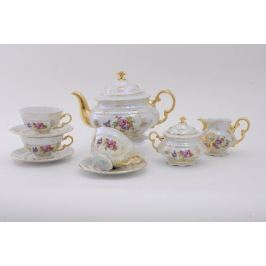 Сервиз чайный Соната Летний луг, 15 пр. 07160725-0656 Leander